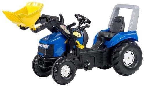 Rolly New Holland X-Trac tractor and Loader - McGreevy's Toys Direct