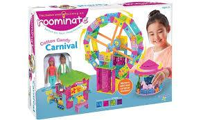 Roominate Cotton Candy Carnival - McGreevy's Toys Direct