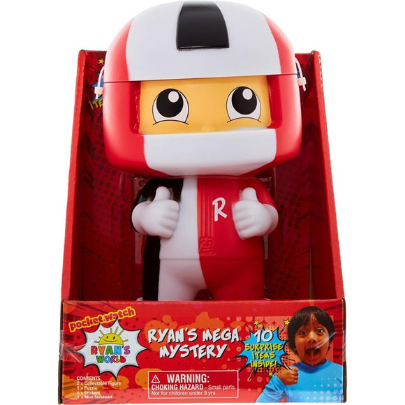 Ryan's World Ryan's Mega Mystery Toy - McGreevy's Toys Direct