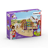 Schleich Horse Club Lisa's Tournament Training - McGreevy's Toys Direct