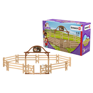 Schleich Horse Club Paddock with Entry Gate - McGreevy's Toys Direct