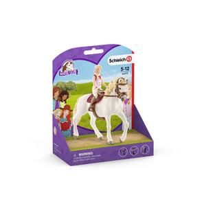 Schleich Horse Club Sofia & Blossom - McGreevy's Toys Direct