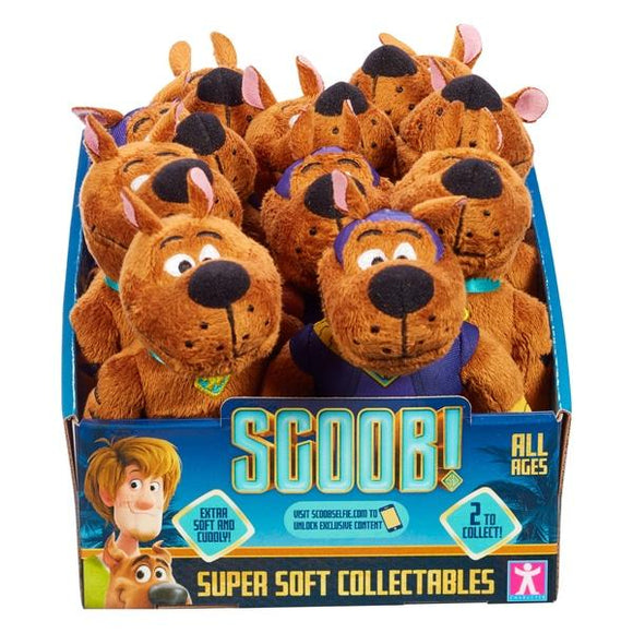 Scooby Doo Supersoft Collectible Assortment - McGreevy's Toys Direct