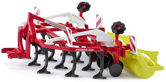 SIKU 2067 Pottinger Synkro Cultivator - McGreevy's Toys Direct