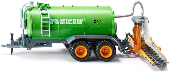 SIKU 2270 Joskin Vacuum Tanker 1:32 Scale - McGreevy's Toys Direct
