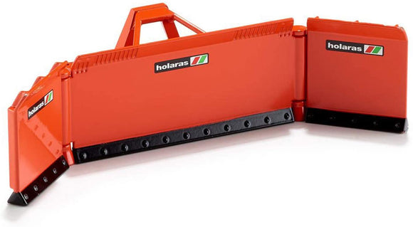SIKU 2467 Maize Leveller with Adaptor - McGreevy's Toys Direct