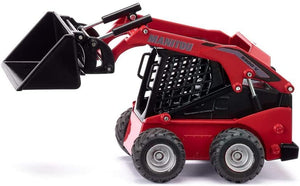 SIKU 3049 Manitou 3300V Skid Steer Loader - McGreevy's Toys Direct
