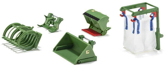 SIKU 3658 Accessories for Front loader 1:32 Scale - McGreevy's Toys Direct