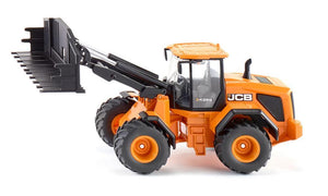 Siku 3663 JCB 435S Agri Wheel Loader 1:32 - McGreevy's Toys Direct