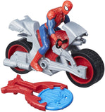 Spiderman Blast 'n Go Racers, Assortment - McGreevy's Toys Direct