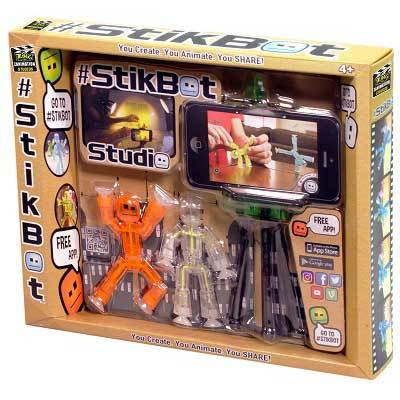 StikBot Studio - McGreevy's Toys Direct