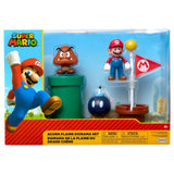 Super Mario Acorn Plains Diorama Set - McGreevy's Toys Direct