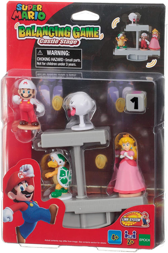 Super Mario Balancing Game - Castle Stage - McGreevy's Toys Direct