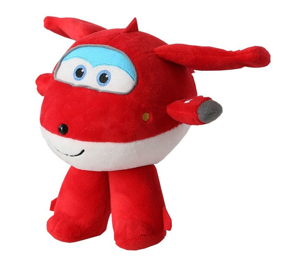 Super Wings Flying Friends Plush, Assorted - McGreevy's Toys Direct