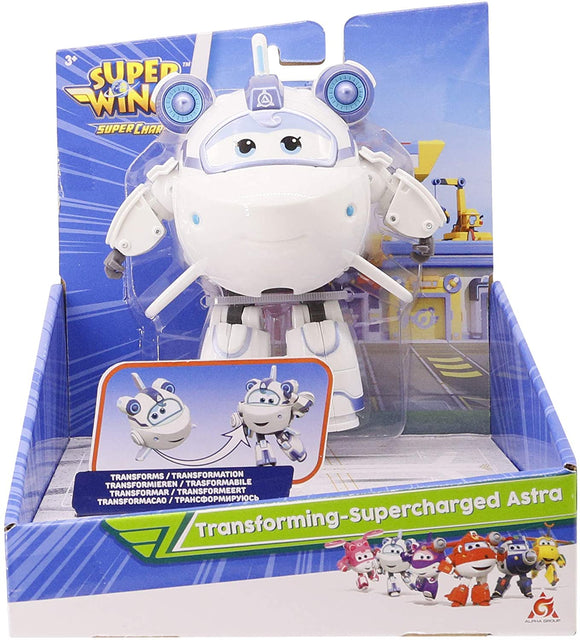 Super Wings Transforming Supercharge Astra - McGreevy's Toys Direct