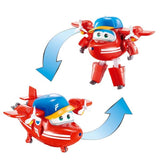 Super Wings Transforming Vehicle - Flip - McGreevy's Toys Direct