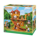Sylvanian Families Adventure Tree House - McGreevy's Toys Direct