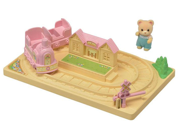 Sylvanian Families Baby Choo-Choo Train - McGreevy's Toys Direct