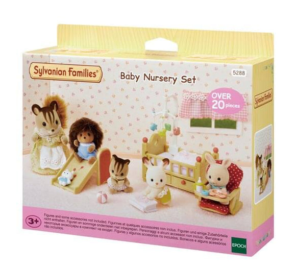Sylvanian Families Baby Nursery Set - McGreevy's Toys Direct