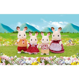 Sylvanian Families Chocolate Rabbit Family - McGreevy's Toys Direct