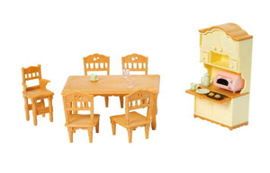 Sylvanian Families Dining Room Set - McGreevy's Toys Direct