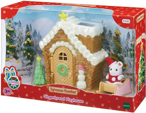 Sylvanian Families Gingerbread Playhouse - McGreevy's Toys Direct
