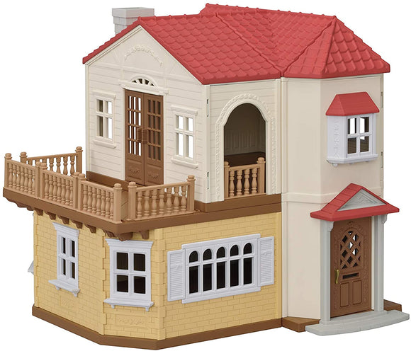 Sylvanian Families Red Roof Country Home - McGreevy's Toys Direct