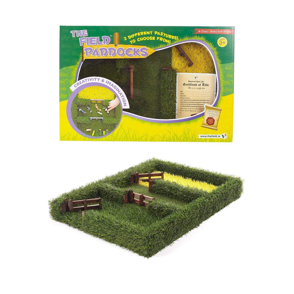 The Field Paddocks - McGreevy's Toys Direct