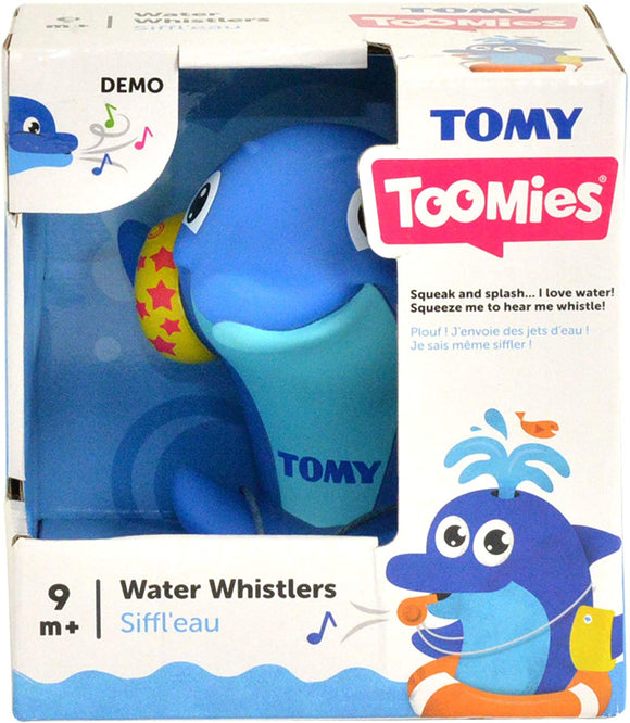 TOMY Toomies Water Whistlers - McGreevy's Toys Direct