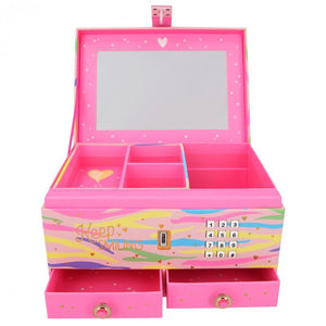 TOP Model Big Jewellery Box with Code & Sound - McGreevy's Toys Direct