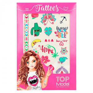 TOP Model Metallic Tattoo - McGreevy's Toys Direct