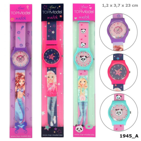 TOPModel Silicone Watch - McGreevy's Toys Direct