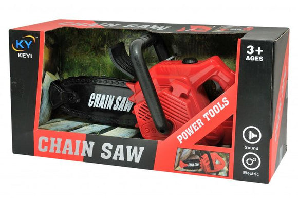 TOY Chain Saw - McGreevy's Toys Direct