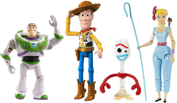 Toy Story 4 Multi-Figure Pack - McGreevy's Toys Direct