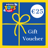 Toys Direct Online Gift Voucher - McGreevy's Toys Direct