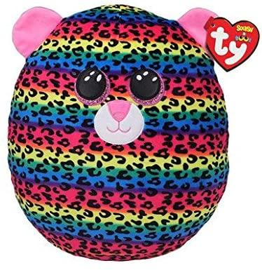 TY Squish-A-Boo 31cm Dotty Leopard - McGreevy's Toys Direct