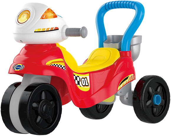 VTech 3-in-1 Ride With Me Motorbike - McGreevy's Toys Direct