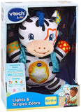 VTech Baby Lights & Stripes Zebra - McGreevy's Toys Direct