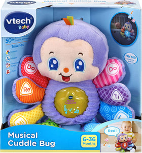 VTech Baby Musical Cuddle Bug - McGreevy's Toys Direct