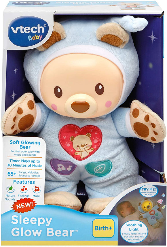 VTech Baby Sleepy Glow Bear - McGreevy's Toys Direct