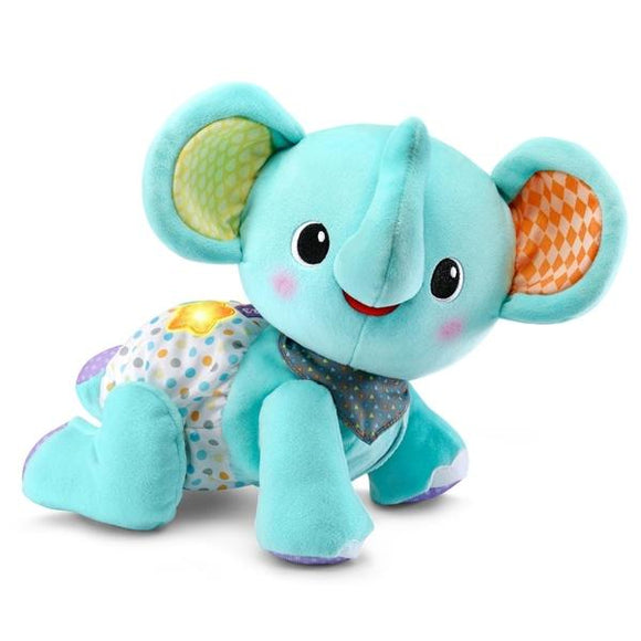 VTech Crawl With Me Elephant - McGreevy's Toys Direct