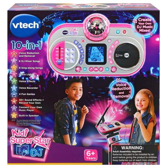 VTech Kidi Super Star DJ - McGreevy's Toys Direct