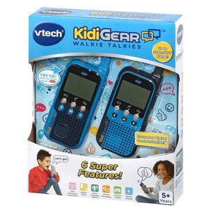 VTech KidiGear Walkie Talkies - McGreevy's Toys Direct