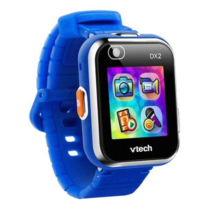 VTech Kidizoom Smart Watch DX2 - Blue - McGreevy's Toys Direct