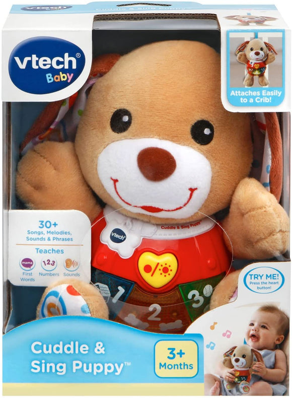 VTECH Little Singing Puppy - McGreevy's Toys Direct