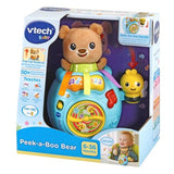 VTech Peek-a-Boo Bear - McGreevy's Toys Direct