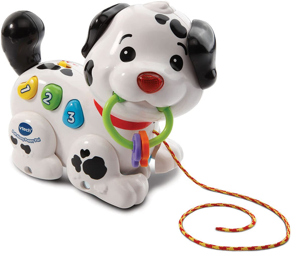 VTech Pull Along Puppy Pal - McGreevy's Toys Direct