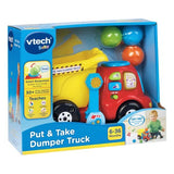 VTech Put and Take Dumper Truck - McGreevy's Toys Direct