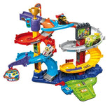 VTech Toot-Toot Drivers Twist & Race Tower - McGreevy's Toys Direct