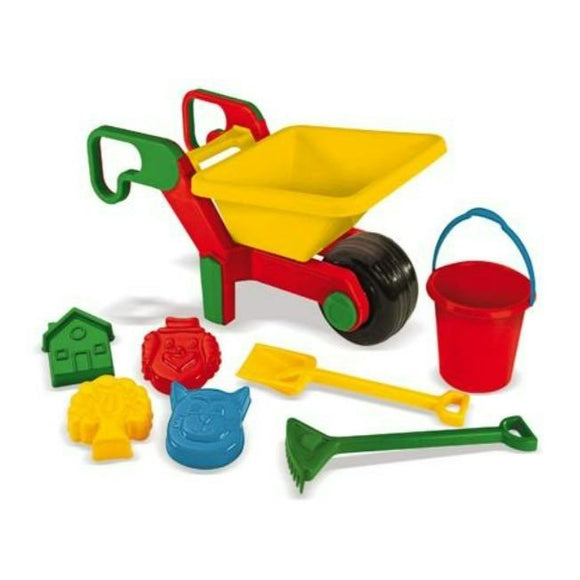 Wheelbarrow & Sand Set - McGreevy's Toys Direct